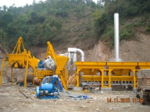 QLB20 Mobile Asphalt Mixing Plant pictures & photos