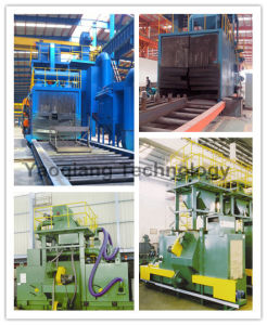 H-Beam Shot Blasting Machine with ISO and CE Certification pictures & photos