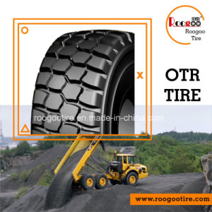 Chinese Top Quality All Steel Tyre off Road OTR Tire