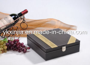 Aluminum Electric Wine Opener with Wine Pourer, Wine Box pictures & photos