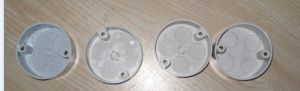 Circular Box---for electrical