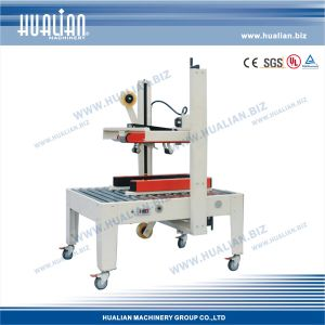 Hualian 2017 Carton Case Sealing Machine (FXJ-8070B) pictures & photos