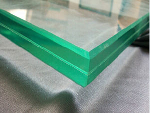 6.38mm/8.76mm/12.76mm Safety PVB Laminated Glass pictures & photos