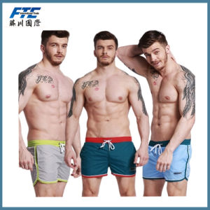 Men Boxers Underpant Thong Underwear Swimming Trunks pictures & photos