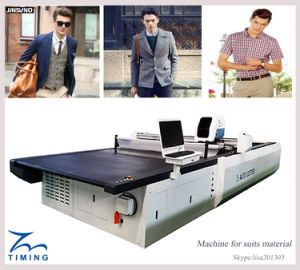 Tmcc-2025 Upholstery Fabrics Cutting Machine Multiply Auto Cutter pictures & photos