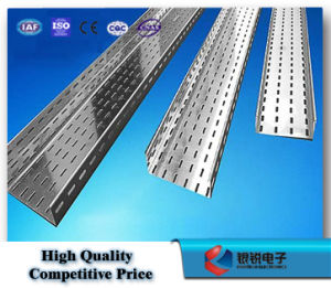Perforated Channel Cable Tray Hot DIP Galvanized Steel pictures & photos