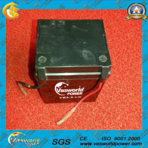 Yb2.5L-C 12V2.5ah Mf Motorcycle Battery pictures & photos
