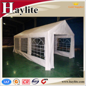 Outdoor Entertainment 4 Person Party Tent PVC Fabric Water-Proof Fire Resistant pictures & photos