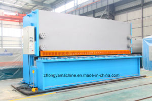 Hydraulic Guillotine Shearing Machine QC11y-20/6000 pictures & photos