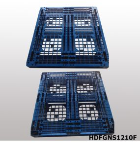 1200*1000 Environmentally Friendly Storage Plastic Pallet From China pictures & photos