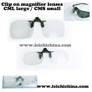 Clip on Magnifier Lenses Magnifying Lens pictures & photos