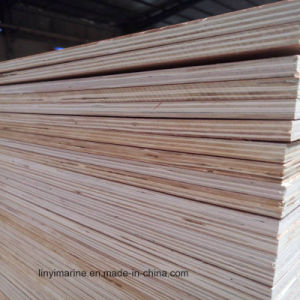 Shandong Linyi Bintangor or Okoume Face Plywood pictures & photos