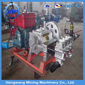 High Pressure Bw160 Diesel Three Cylinder Mud Pump pictures & photos