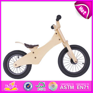 2014 New Wooden Balance Bike for Kids, Most Popular Wooden Bike for Children, Hot Sale Wooden Bike Toy for Baby W16c084 pictures & photos
