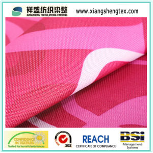 PU Coated Printed Oxford Fabric for Bag or Luggage pictures & photos