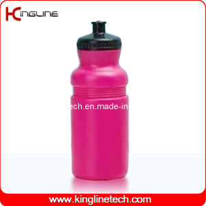 Plastic Sport Water Bottle, Plastic Sport Water Bottle, 550ml Plastic Drink Bottle (KL-6513) pictures & photos