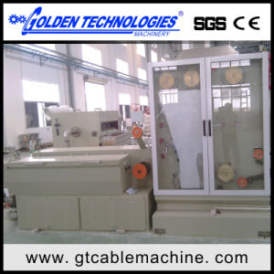 Fine Wire Cable Drawing Equipment (GT-22D) pictures & photos