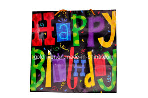 Big Printing Paper Gift Bag for Household (BK-305)