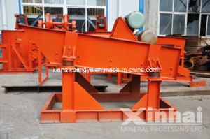 High Quality! Linear Vibrating Screen for Sale (DZS)