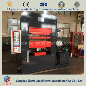 PLC Controlled Rubber Plate Vulcanizing Press pictures & photos