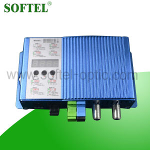1GHz High Output Level Optical Node for FTTx Network pictures & photos