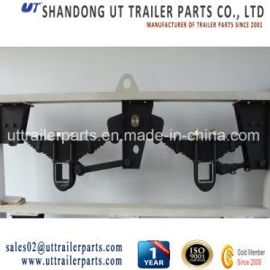 China BPW Style Suspension/2/3 Axles/Overslung/Undeslung/Semi Trailer Suspension pictures & photos