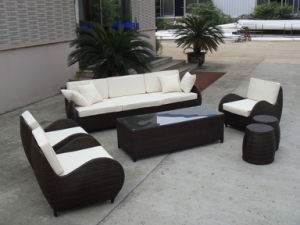 Factory Price/1 Set Accepted/Discount Rattan Furniture pictures & photos