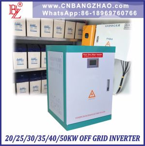 20kw Pure Sine Wave Power Inverter Charger for China Manufacturer pictures & photos