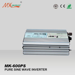 Solar System, 600W Pure Sine Wave Inverter, DC to AC