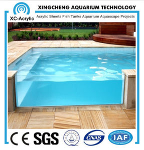 Clear Acrylic Swimming Pool pictures & photos