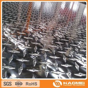 Mirror Finish Diamond Plates Aluminium (for Anti-Slip) pictures & photos