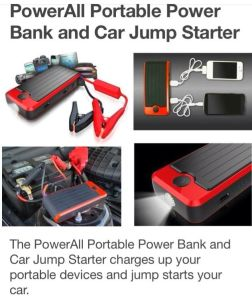 for MacBook PRO Charger with Car Jump Starter