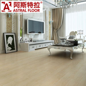 Click System 12mm Great U-Groove Laminated Flooring pictures & photos