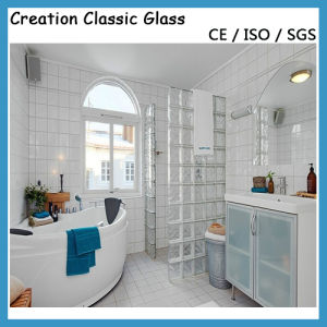Clear & Colored Glass Block for Decorative pictures & photos