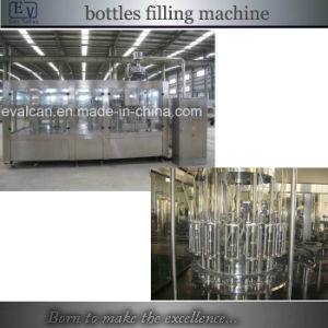 Automatic Glass Bottle Filling Machine pictures & photos