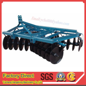 Farm Power Tiller Yto Tractor Hanging Disc Harrow pictures & photos