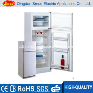 Double Door Freestanding Absorption LPG Gas Powered Refrigerator pictures & photos