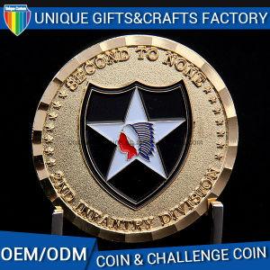 Custom Metal 3D Antique Gold Souvenir Coin Wholesale pictures & photos