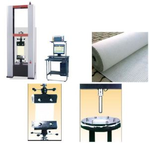 Geotextiles Testing Machine pictures & photos