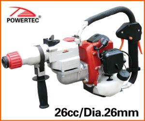 26CC 0.65kw Hammer Drill (PTGC26) pictures & photos