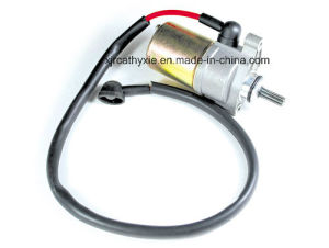 Crypton Starter Motor with High Quality for Motorcycle Parts