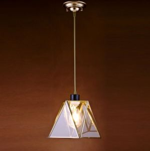 Metal Glass Pendant Lamp (WHP-879) pictures & photos
