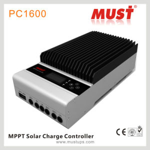 2015 Must New Design 60A MPPT Solar Controller pictures & photos