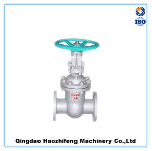 Stainless Steel Industrial Gate Valve pictures & photos