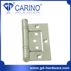 Stainless Steel Door Hinge (SS Flush Hinge) (HY888) pictures & photos