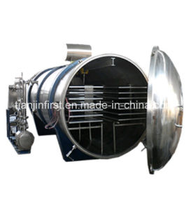 Drying Equipment Food Fruit Lyophilizer Vacuum Freeze Dryer pictures & photos
