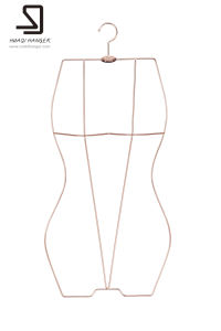 Metal Swimwear Hanger, Wire Hanger, Swimwear Hanger. Cheap Hanger pictures & photos