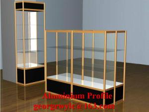 Customed Construction Aluminum/Aluminium Extrusion Profile for Windows Doors Industrial pictures & photos