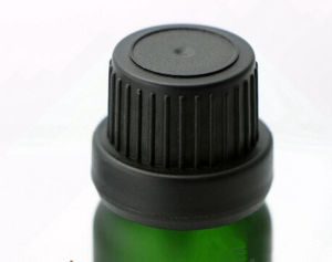 New 18mm Glass Bottle Cap, Plastic Screw Cap, Essential Oil Bottle Caps pictures & photos