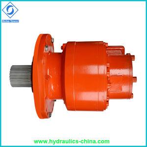 China Poclain Ms35 Series Hydraulic Piston Motors China